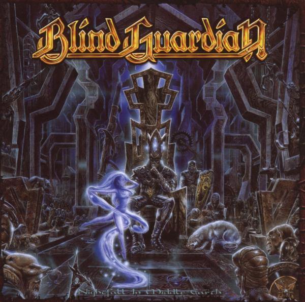blind guardian nightfall in middle earth remastered capitol cd grooves inc. Black Bedroom Furniture Sets. Home Design Ideas