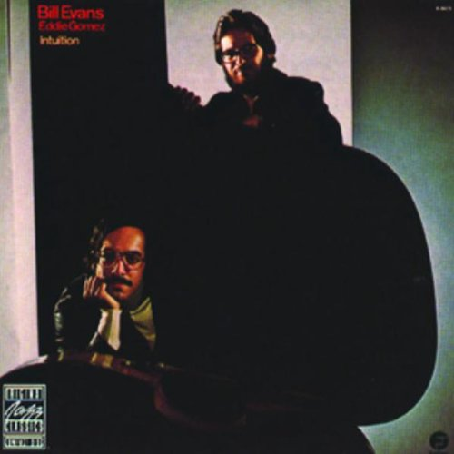 Bill Evans Intuition Concord Cd Grooves Inc