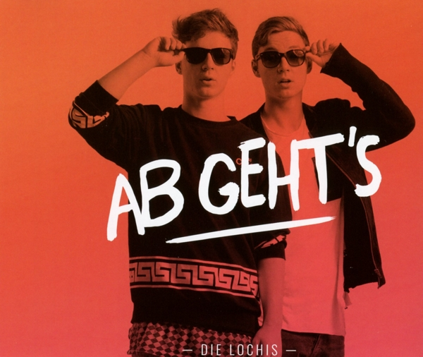 die lochis ab gehts department musik cd maxi grooves inc. Black Bedroom Furniture Sets. Home Design Ideas
