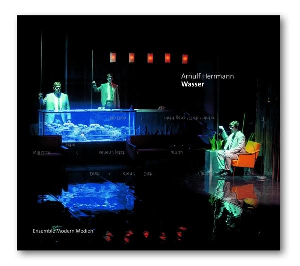 ENSEMBLE MODERN / SARAH SUN MARIA / HARTMUT KEIL /-WASSER-CD ENSEMBLE MODER NEU