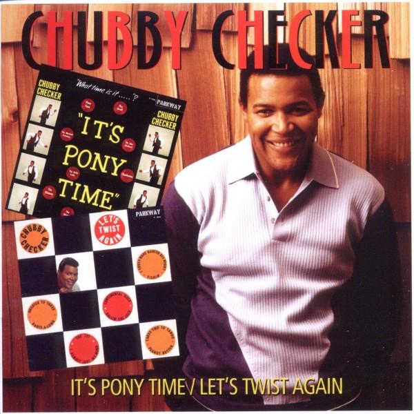 Chubby checkers cd pics