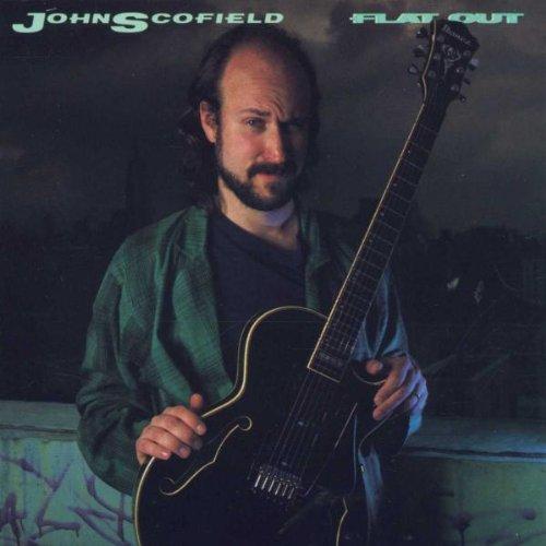 JOHN SCOFIELD-FLAT OUT-CD GRAMAVISION NEU
