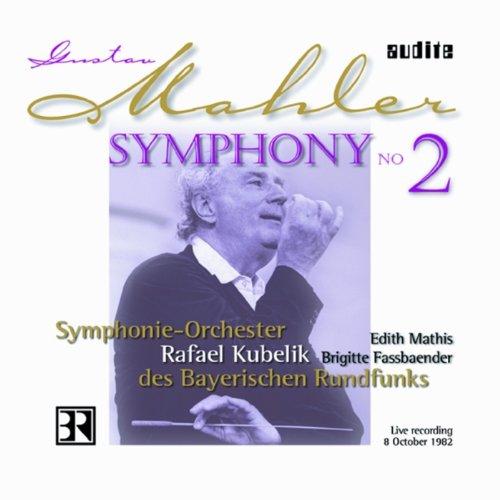 G. MAHLER-SYMPHONY 2-CD  NEW