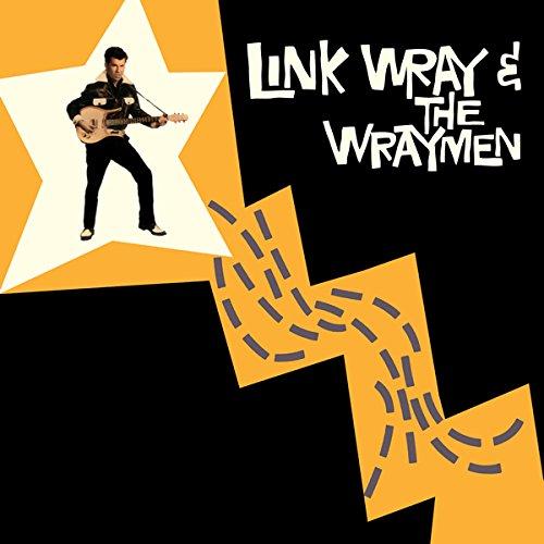 LINK WRAY AND THE WRAYMEN-LINK WRAY AND THE WRAYMEN+4 BONUS TRACKS (LTD.180 NEU