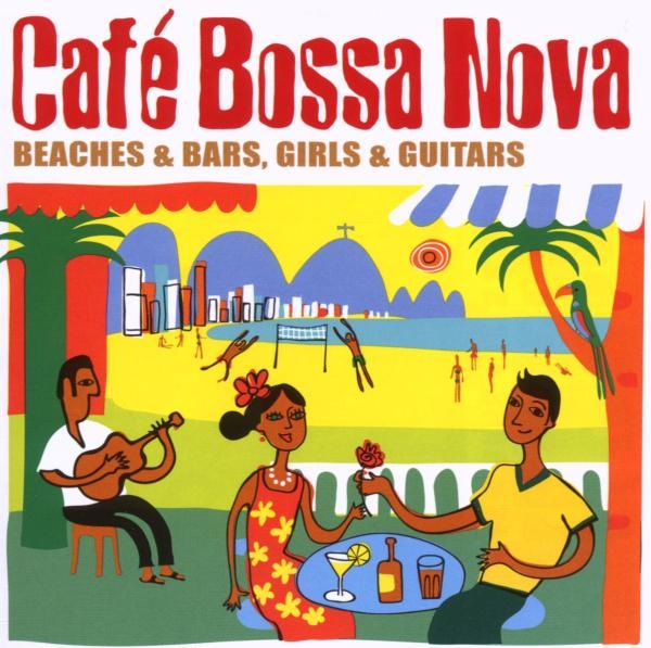 VARIOUS-CAFE BOSSA NOVA-CD UNION SQRE NEU