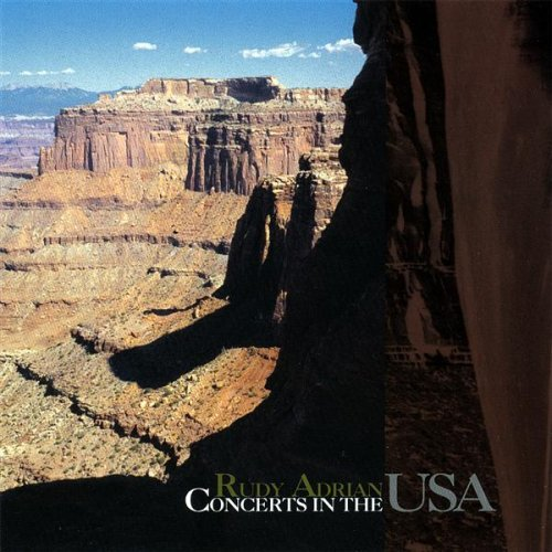 ADRIAN, RUDY-CONCERTS IN THE USA-CD NEW - Berlin, Deutschland - ADRIAN, RUDY-CONCERTS IN THE USA-CD NEW - Berlin, Deutschland