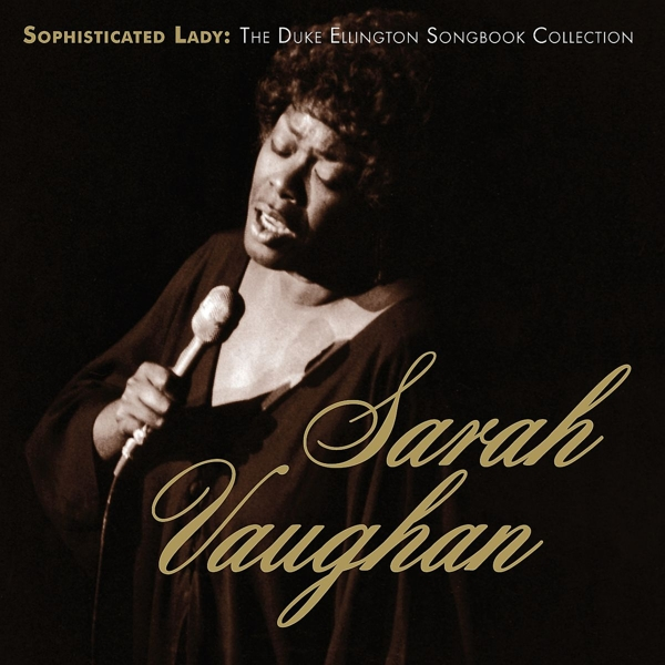 SARAH VAUGHAN-SOPHISTICATED LADY (DUKE ELLINGTON SONGBOOK)-CD2 CONCORD NEU