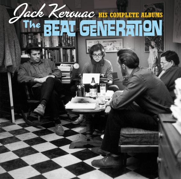 JACK KEROUAC-THE BEAT GENERATION-HIS COMPLETE ALBUMS+3-CD3 HOODOO REC NEW - Berlin, Deutschland - JACK KEROUAC-THE BEAT GENERATION-HIS COMPLETE ALBUMS+3-CD3 HOODOO REC NEW - Berlin, Deutschland
