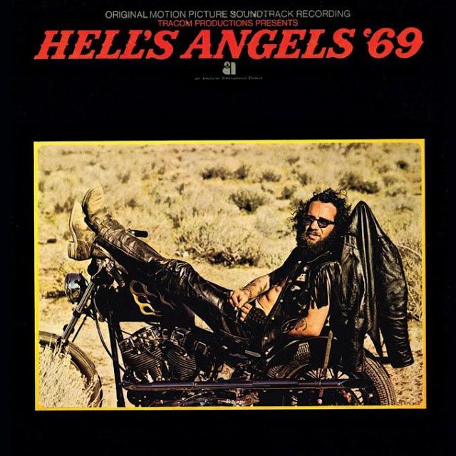 Various Hells Angels 69 Reel Time Vinyl Maxi Grooves Inc