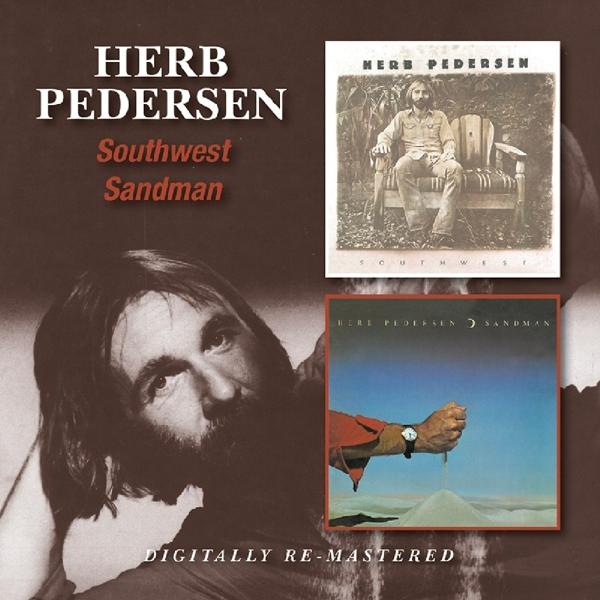 HERB PEDERSEN-SOUTHWEST/SANDMAN-CD BGO NEU