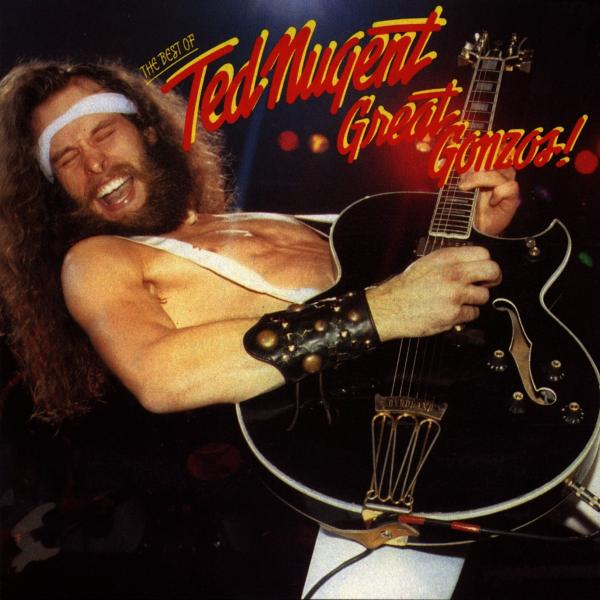 TED NUGENT-GREAT GONZOS! THE BEST OF TED NUGENT-CD NEW - Berlin, Deutschland - TED NUGENT-GREAT GONZOS! THE BEST OF TED NUGENT-CD NEW - Berlin, Deutschland