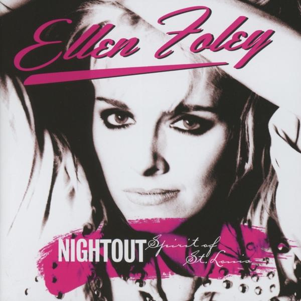 ELLEN FOLEY-NIGHTOUT/SPIRIT OF ST.LOUIS-CD2 CHERRY RED NEU