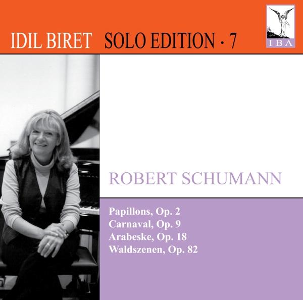 SCHUMANN R.-SOLO EDITION 7-CD NAXOS NEU