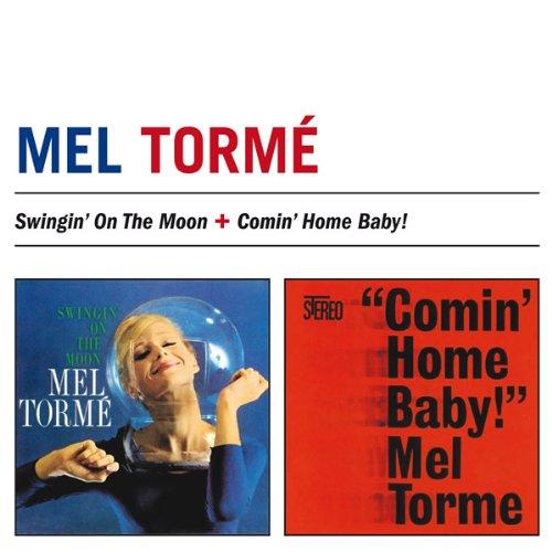 MEL TORME-SWINGIN ON THE MOON+COMIN-CD MASTER JAZ NEW