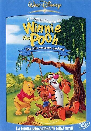 Magico mondo di winnie the pooh che bello cresce for Winnie pooh ka che