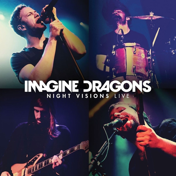 NIGHT VISIONS LIVE-IMAGINE DRAGONS-DVD2 NEW - Berlin, Deutschland - NIGHT VISIONS LIVE-IMAGINE DRAGONS-DVD2 NEW - Berlin, Deutschland