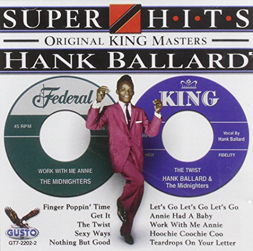 Hank-Ballard-Super-Hits-CD-NEW