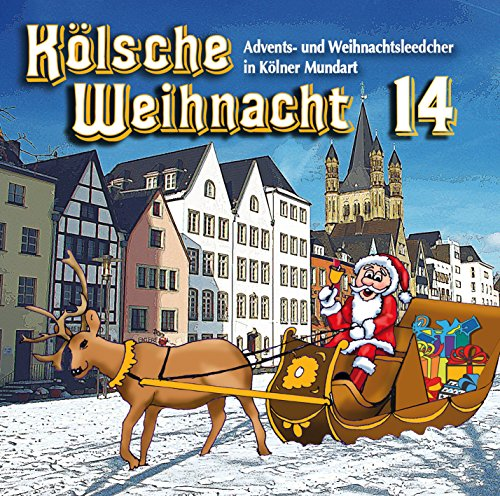 various k lsche weihnacht 14 pavement records cd. Black Bedroom Furniture Sets. Home Design Ideas