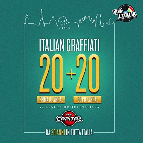 Various - Radio Capital Presenta Italian Graffiati 20+20 CD (3) Sony NEW