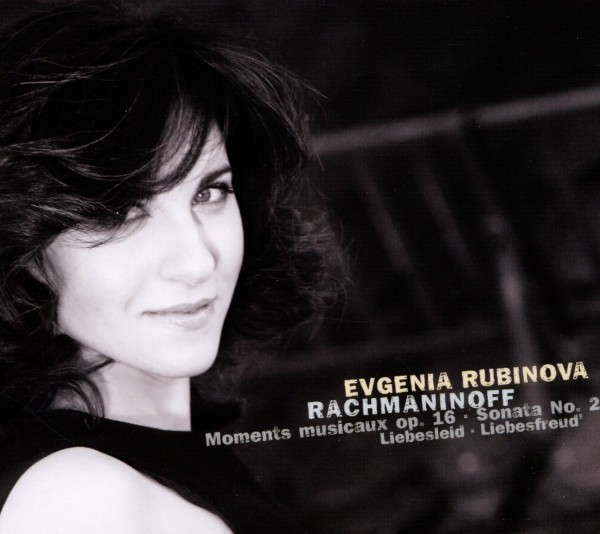 RACHMANINOV S. - Moments Musicaux/Klaviersonate 2 CD Cavi-Music NEW