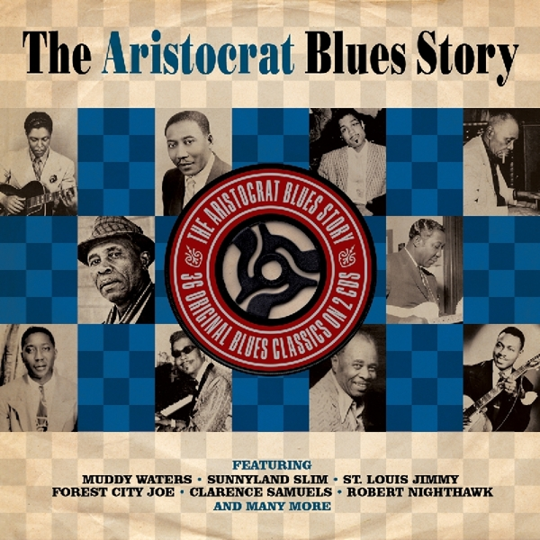 Various - Aristocrat Blues Story CD (2) OneDay NEW