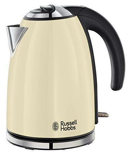 russell hobbs 18943 70 colours classic cream. Black Bedroom Furniture Sets. Home Design Ideas