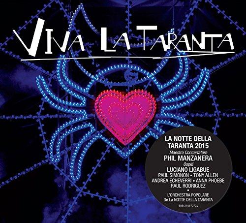 Phil Manzanera - Viva La Taranta CD Wm Italy NEW
