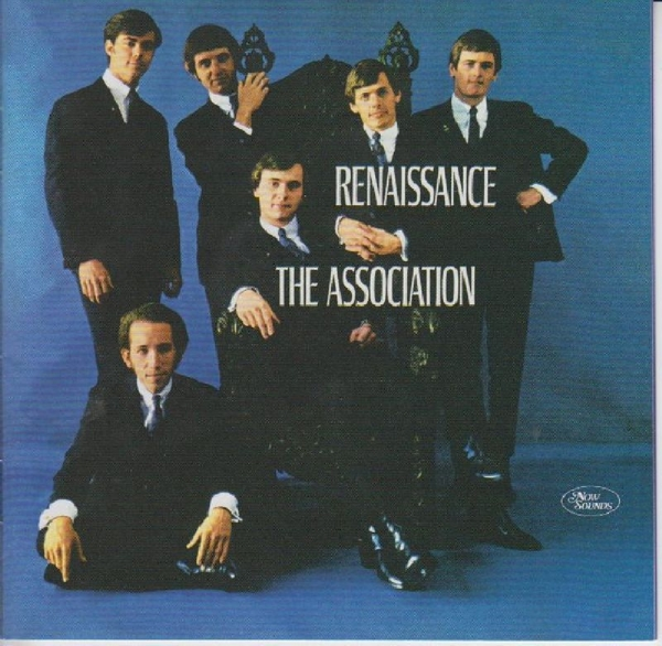 THE ASSOCIATION-RENAISSANCE (DELUXE EXPANDED MONO EDIT.)-CD CHERRY RED NEU