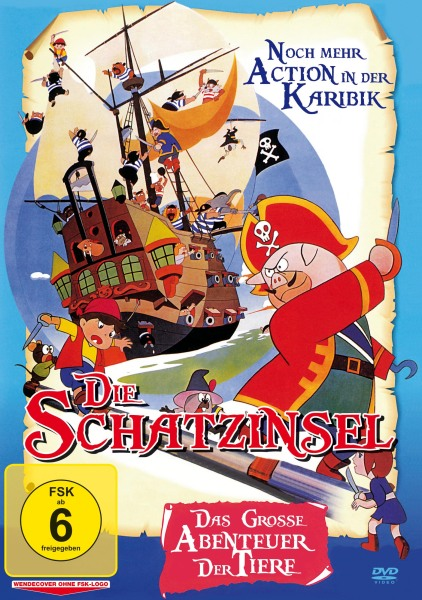 DIE-SCHATZINSEL-ANIME-VARIOUS-DVD-VIDEO-ALBUM-NEU