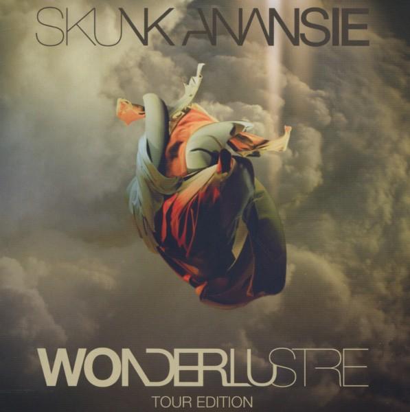 SKUNK ANANSIE-WONDERLUSTRE LIMITED TOUR EDITION-CD (2)  NEW
