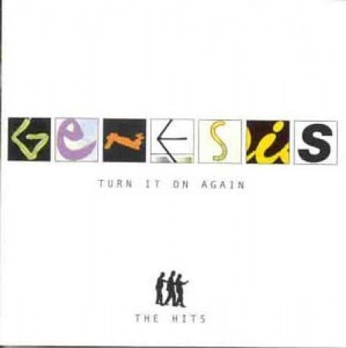 Genesis Turn It On Again The Hits Virgin Cd Grooves Inc