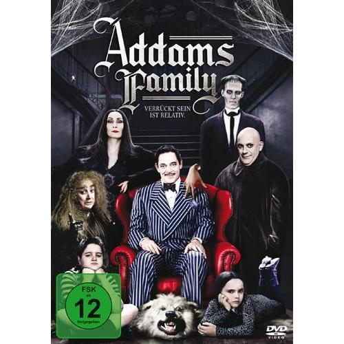 movie die addams family twentieth century fox home entert dvd grooves inc. Black Bedroom Furniture Sets. Home Design Ideas