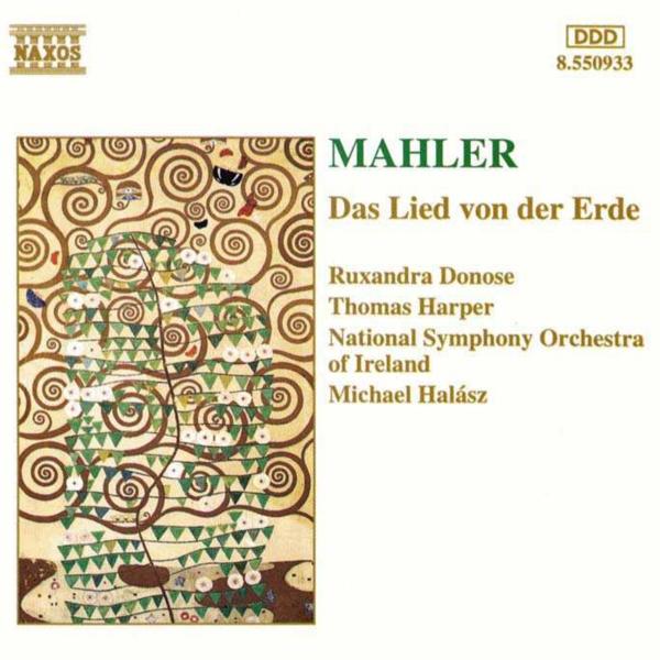 Michael Halasz, Thomas Harper, National Symphony Orchestra o - Mahler - Das NEW