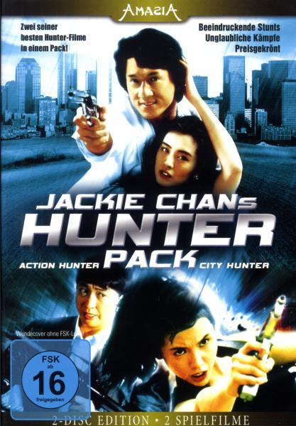 a review of jackie chans action comedy movie city hunter Find helpful customer reviews and review ratings for city hunter [dvd] [1993] at amazoncom read honest and unbiased product reviews from our users.