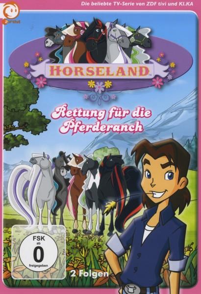 Horseland - (2 2)Rettung Für Pferderanch - PANINI VER DVD