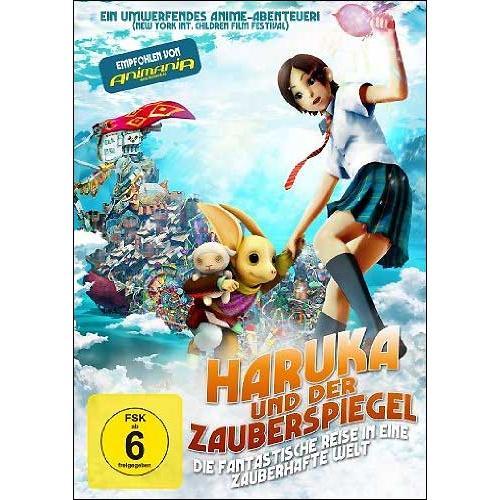 HARUKA-UND-DER-ZAUBERSPIEGEL-ANIME-DVD-NEU