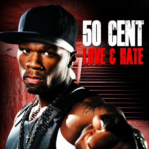 50 Cent - Love & Hate - Phd Music CD Grooves Inc.