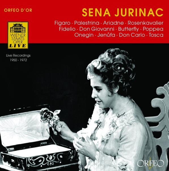JURINAC/ KARAJAN/ CLUYTENS/ BöHM/ WPO/ +-OPER:FIGARO/MADAMA BUTTERFLY/JENUF NEU