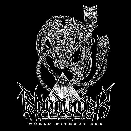 Bloodwork - World Without End CD Endtime NEW