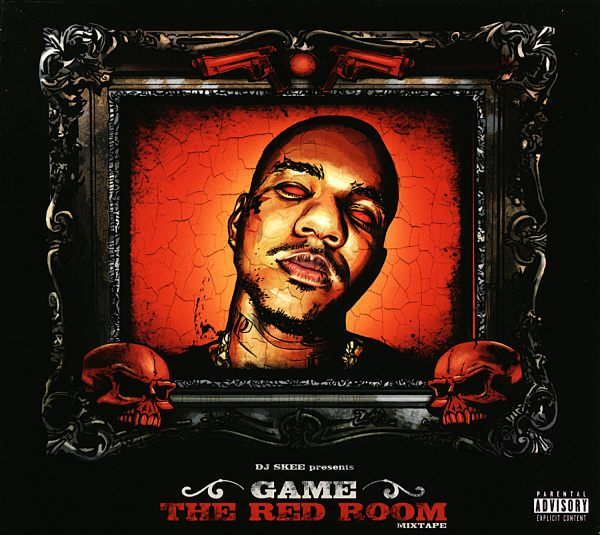 The Game The Red Room Mixtape Jws Cd Grooves Inc