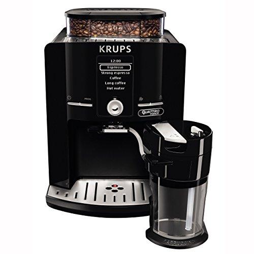 krups ea82f8 latt espress silver quattro force. Black Bedroom Furniture Sets. Home Design Ideas
