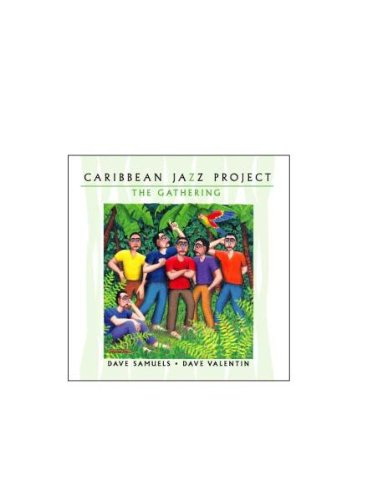 CARIBBEAN JAZZ PROJECT-GATHERING-CD  NEU