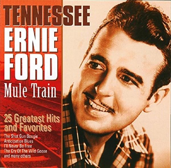 Greatest Hits Train: Mule Train-25 Greatest Hits