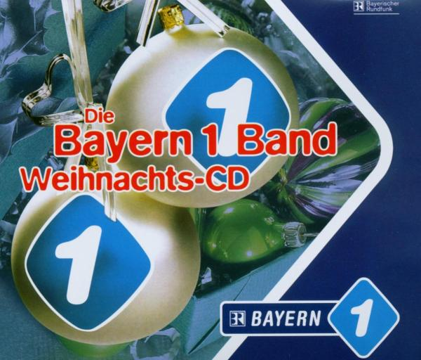 bayern 1 band weihnachts cd mcp sound media cd maxi. Black Bedroom Furniture Sets. Home Design Ideas