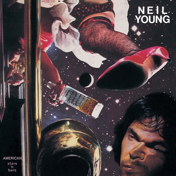 Neil Young - American Stars 'n Bars - LP Grooves Inc.