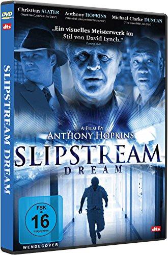 SLIPSTREAM DREAM [DE-VERSION, REGIO 2/B]-CHRISTIAN SLATER, ANTHONY HOPKINS, NEU