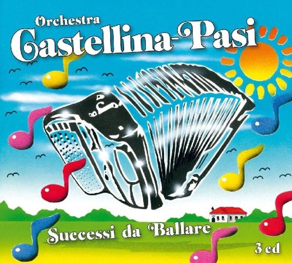 Orchestra Castellina-Pasi - Successi Da Ballare CD (3) Flashback NEW