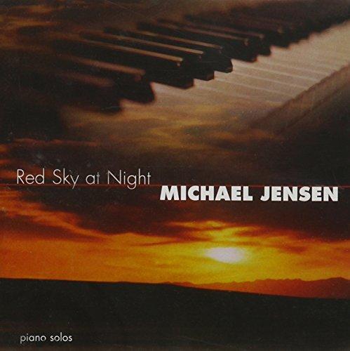 Michael Jensen - Red Sky At Night CD  NEW