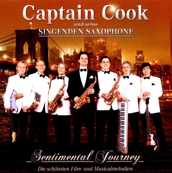captain cook cd 2017