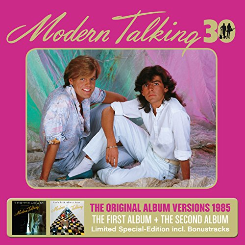 modern talking the second album 30th anniversary edition sony catalog cd